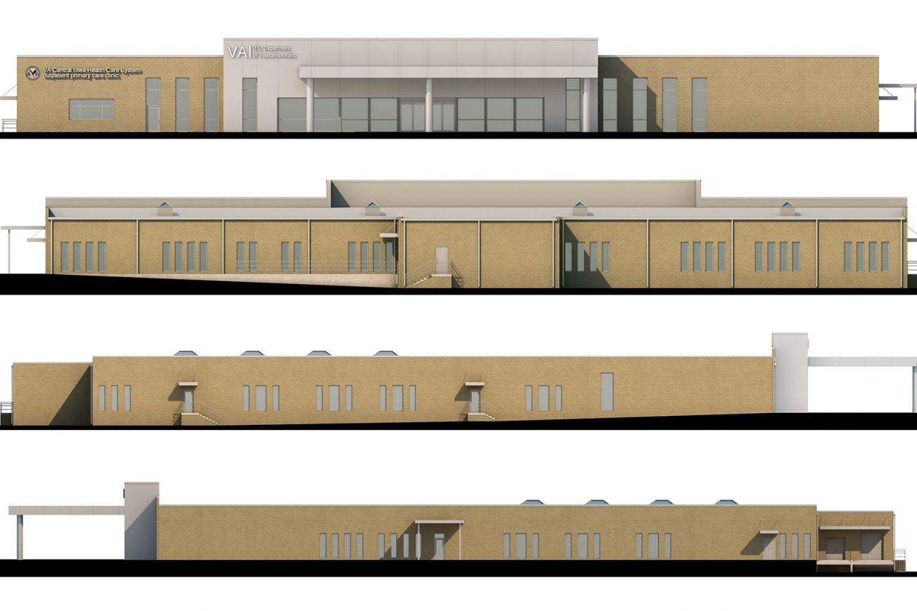 3D Site Plans & Elevations
