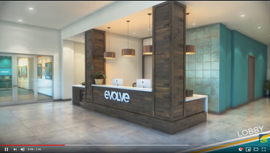 3D Animation of Evolve Auburn