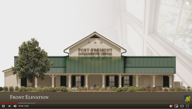 Animation of Fort Fremont
