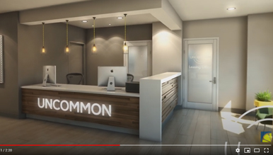 3D Animation of Uncommon Oxford